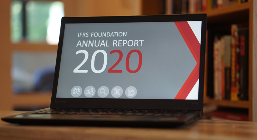 IFRS Foundation publishes 2020 Annual Report